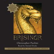 Brisingr by  Christopher Paolini audiobook