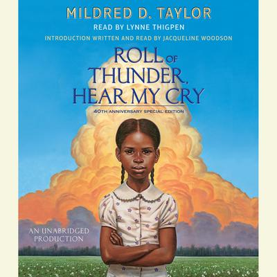 Roll of Thunder, Hear My Cry by Mildred D. Taylor audiobook