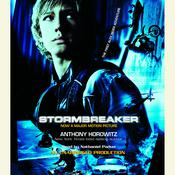 Stormbreaker by  Anthony Horowitz audiobook