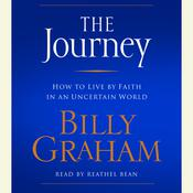 The Journey by  Billy Graham audiobook
