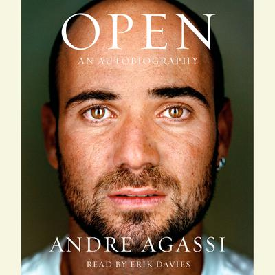 Open by Andre Agassi audiobook