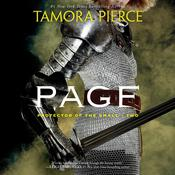 Page by  Tamora Pierce audiobook