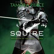 Squire by  Tamora Pierce audiobook
