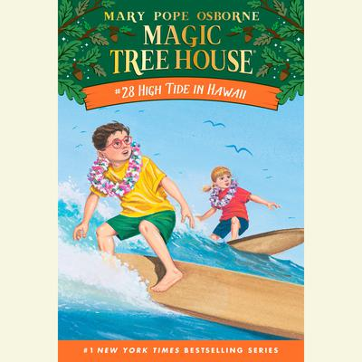 High Tide in Hawaii by Mary Pope Osborne audiobook