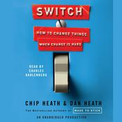 Switch by  Chip Heath audiobook