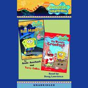 SpongeBob Squarepants: Chapter Books 3 & 4 by  Terry Collins audiobook