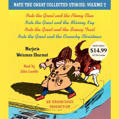 Nate the Great Collected Stories, Vol. 2 by Marjorie Weinman Sharmat audiobook