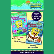Spongebob Squarepants: Books 7 & 8 by  Annie Auerbach audiobook