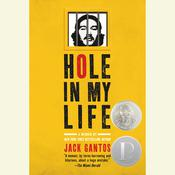 Hole In My Life by  Jack Gantos audiobook