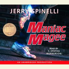 Maniac Magee by Jerry Spinelli audiobook