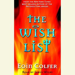 The Wish List by Eoin Colfer audiobook