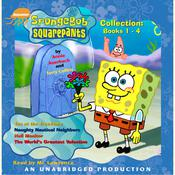 Spongebob Squarepants Collection: Books 1-4 by  Annie Auerbach audiobook