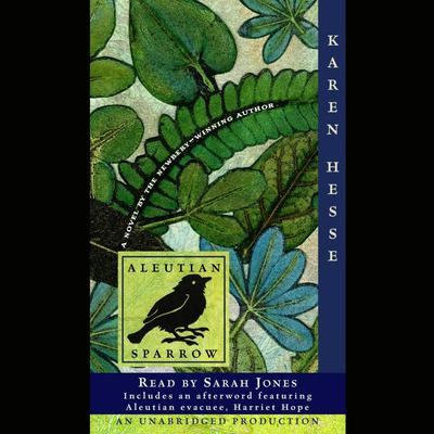 Aleutian Sparrow by Karen Hesse audiobook