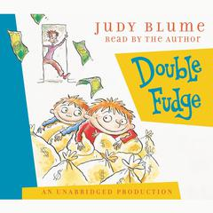 Double Fudge by Judy Blume audiobook