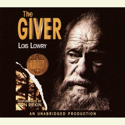 The Giver Movie Tie-In Edition by Lois Lowry audiobook