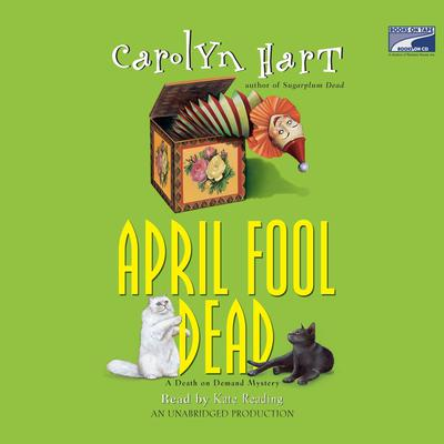 April Fool Dead by Carolyn Hart audiobook