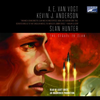 Slan Hunter by Kevin J. Anderson audiobook