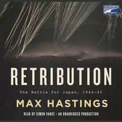 Retribution by  Sir Max Hastings audiobook