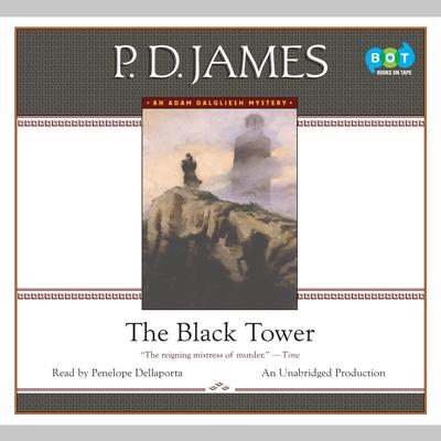 The Black Tower by P. D. James audiobook