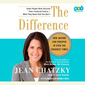 The Difference by  Jean Chatzky audiobook