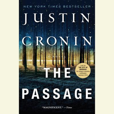 The Passage by Justin Cronin audiobook