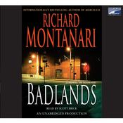Badlands by  Richard Montanari audiobook