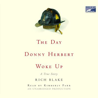 The Day Donny Herbert Woke Up by Rich Blake audiobook