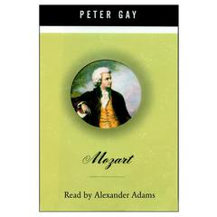 Mozart by Peter Gay audiobook