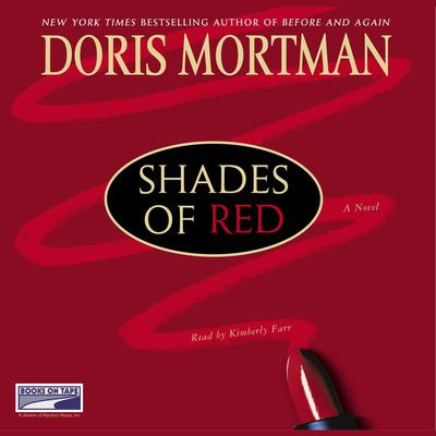 Shades of Red by Doris Mortman audiobook
