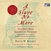 A Slave No More by  David W. Blight audiobook