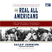The Real All Americans by  Sally Jenkins audiobook