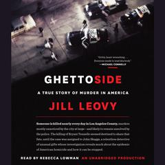 Ghettoside by Jill Leovy audiobook