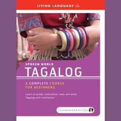 Tagalog by Living Language audiobook