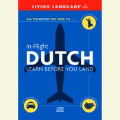 In-Flight Dutch by  Living Language audiobook