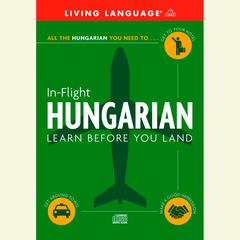 In-Flight Hungarian