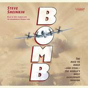 Bomb by  Steve Sheinkin audiobook