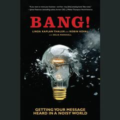 Bang! by Linda Kaplan Thaler audiobook