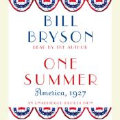 One Summer by  Bill Bryson audiobook