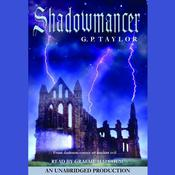 Shadowmancer by  G. P. Taylor audiobook