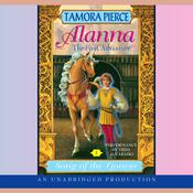 Alanna: The First Adventure by  Tamora Pierce audiobook