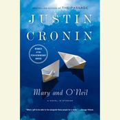 Mary and O'Neil by  Justin Cronin audiobook