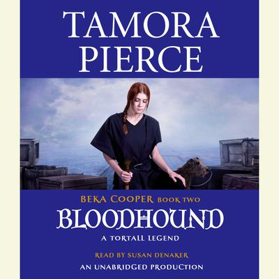 Bloodhound by Tamora Pierce audiobook