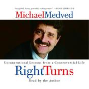 Right Turns by  Michael Medved audiobook