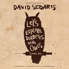Let's Explore Diabetes with Owls by David Sedaris audiobook