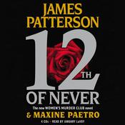 12th of Never by  Maxine Paetro audiobook