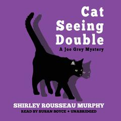 Cat Seeing Double by Shirley Rousseau Murphy