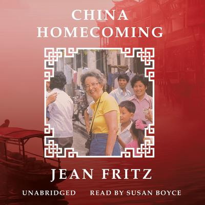 China Homecoming by Jean Fritz audiobook