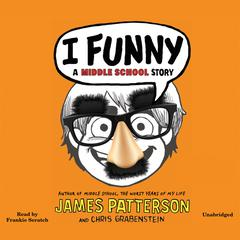 I Funny by James Patterson audiobook