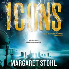 Icons by Margaret Stohl audiobook