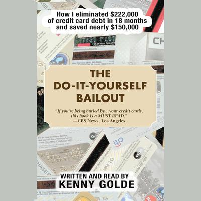 The Do-It-Yourself Bailout by Kenny Golde audiobook